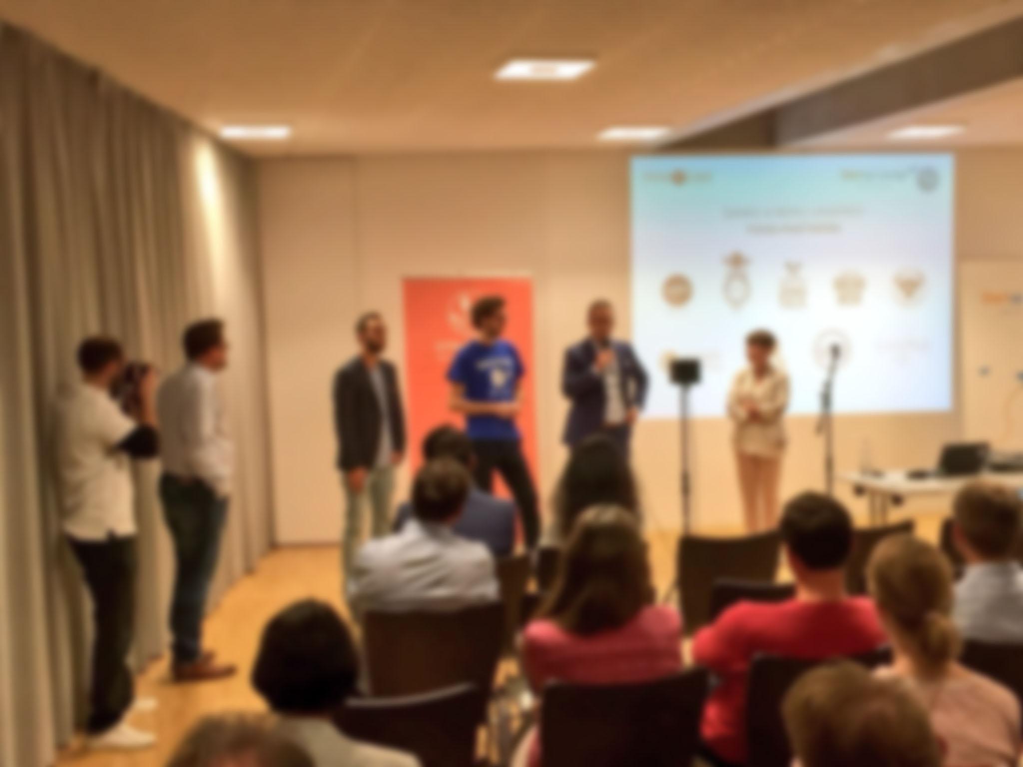 StartupBites Event 1