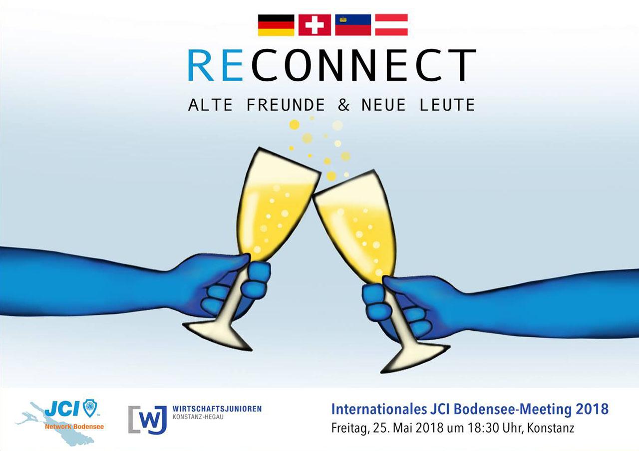 Internationales JCI Bodensee-Meeting 2018