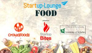 Startup Lounge Food (by StartupBites) St. Gallen 2018