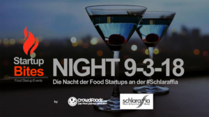 StartupBites Night 03/2018