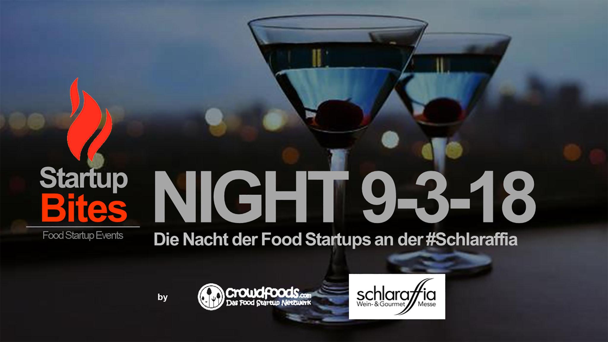 StartupBites Night 03/2018