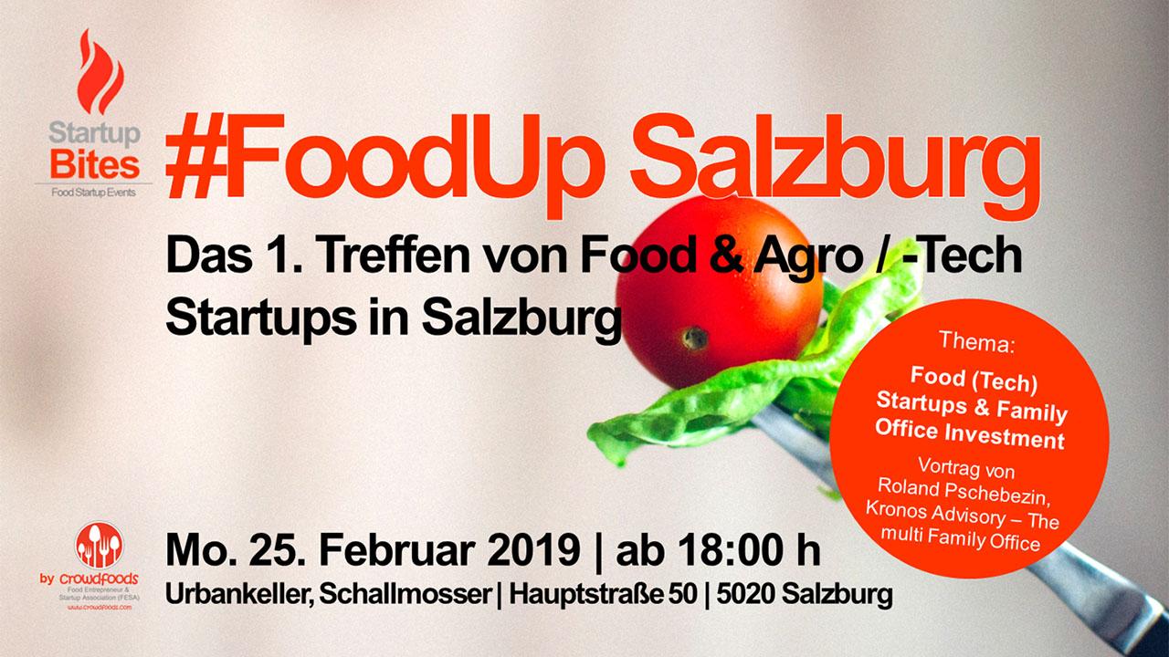 #FoodUp Salzburg 02/2019