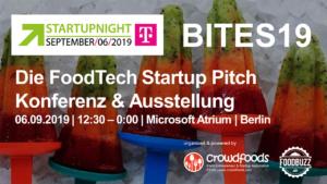 StartupNight #Bites19