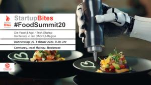StartupBites #FoodSummit20: 2